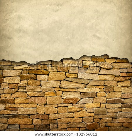 Rubble Wall Stock Images Royalty Free Images Amp Vectors