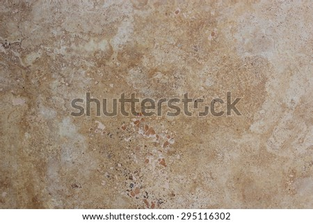 Cracks in the walls Marble in yellow and white shades, marble wall background. - stock photo