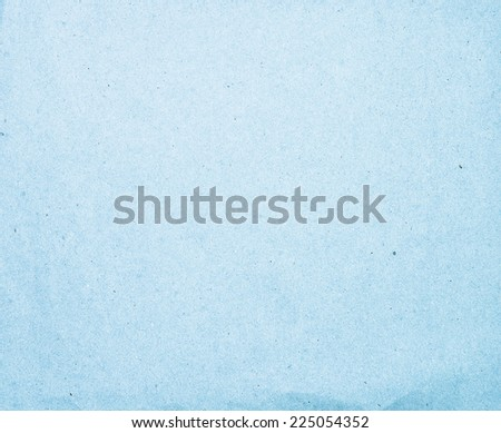 Craft eco textured paper sheet background beige color for cards and other design ideas blue turquoise azure color - stock photo