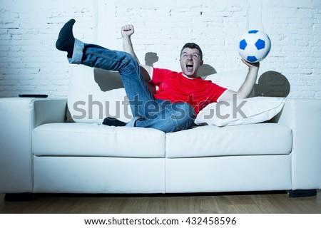 Navy john lewis sofa