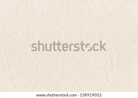 cream, handmade paper texture - stock photo