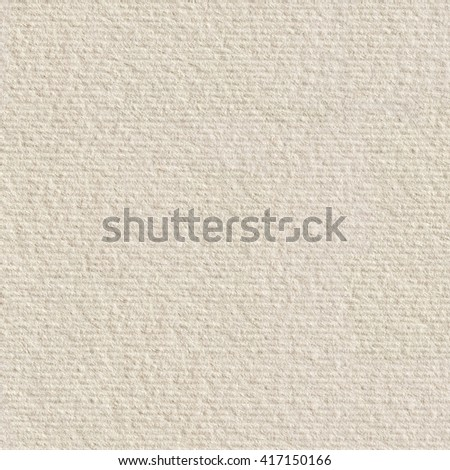 Cream textured wall. Seamless square texture. Tile ready. - stock photo