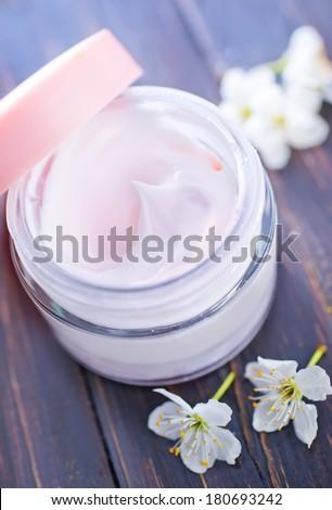 creame - stock photo