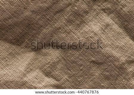 Crease brown abstract background.