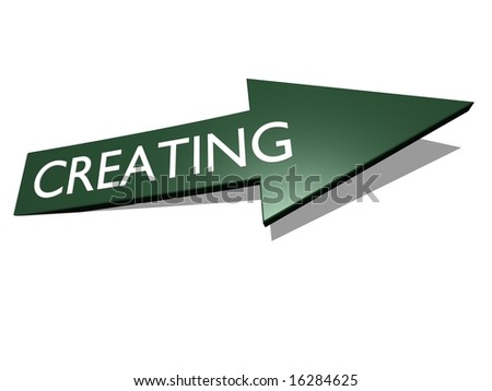 creating arrow