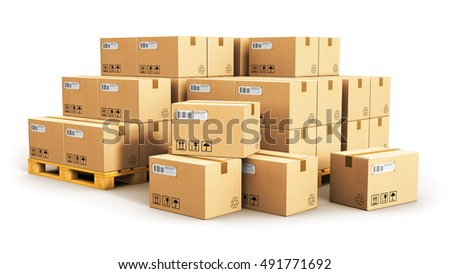 Natural Gas Corrugated Boxes