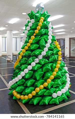 stock-photo-creative-christmas-spruce-ma
