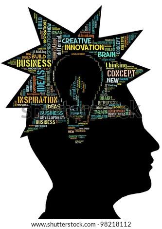 Creative Ideas Concept - stock photo