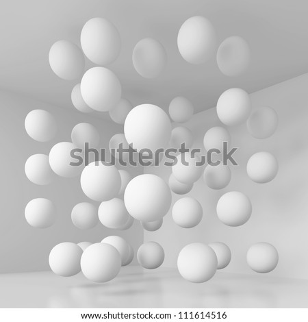 Creative Interior Design - stock photo