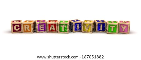 Creativity Play Cubes