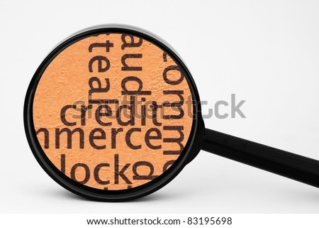 Credit - stock photo