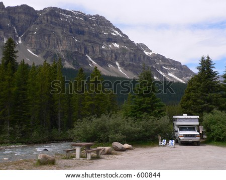 Creekside Campground, Banff National Park