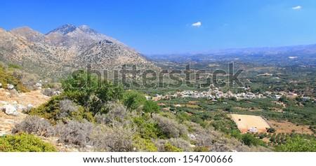 Crete - Greece - stock photo