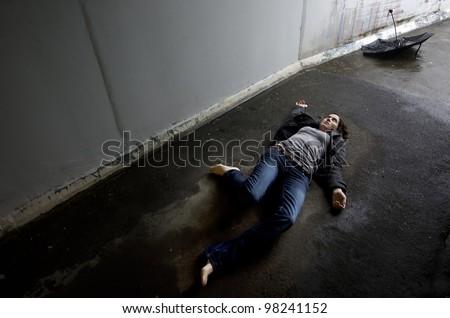 Crime Scene Murder Victims