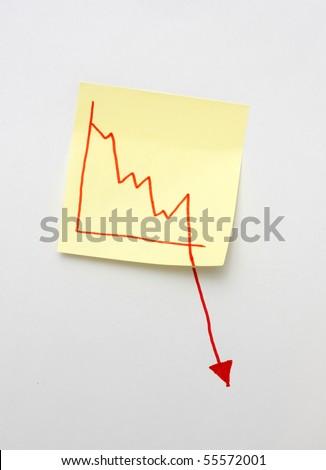 Crisis - stock photo
