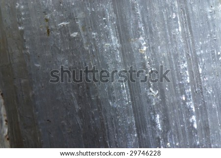 Cristal mineral rock - stock photo