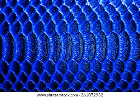 Crocodile leather texture background - stock photo