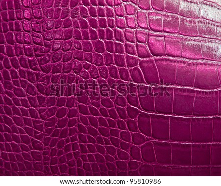 crocodile skin texture in pink color