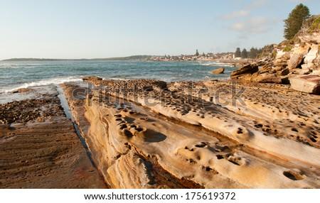 Cronulla Beach Sydney - stock photo