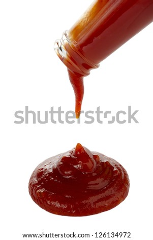 pouring ketchup stock photos images amp pictures