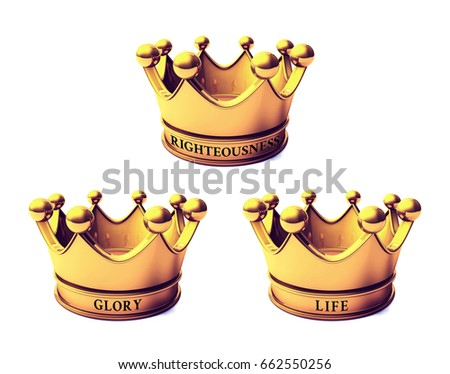 """crown and glory of life is character Crowns in scripture the """" stephanos """" ( stefanov ) the victors crown it is the symbol of victory given to the winners in the greek games or a contest."""