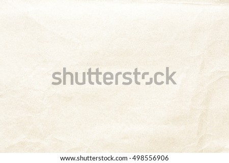 Crumpled brown paper texture