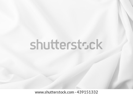 crumpled fabric background,white fabric texture background