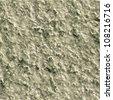 Crusty concrete. Seamless texture. - stock photo