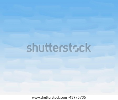 crystal effect - stock photo