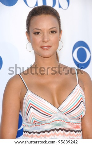 CSI: Miami star EVA LA RUE at the CBS Summer Press Tour Stars Party at the Rose Bowl in Pasadena, CA.  July 15, 2006  Pasadena, CA  2006 Paul Smith / Featureflash