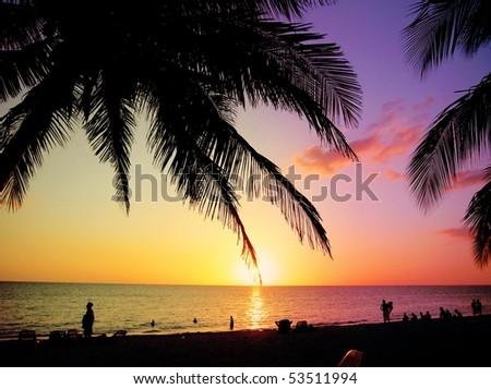 Cuba. - stock photo
