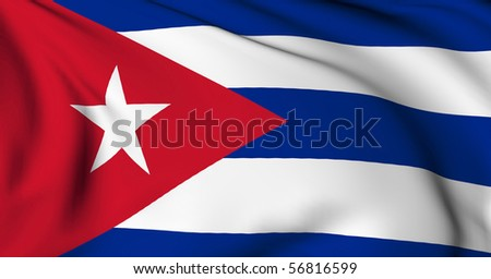 Cuba flag World flags Collection
