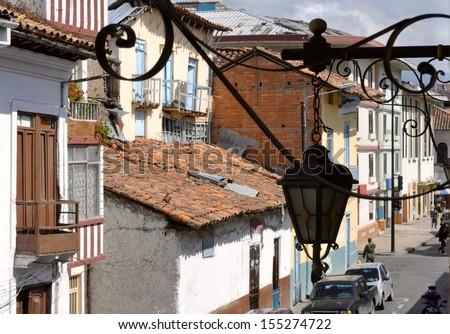 Cuenca, Ecuador, Latin America - stock photo