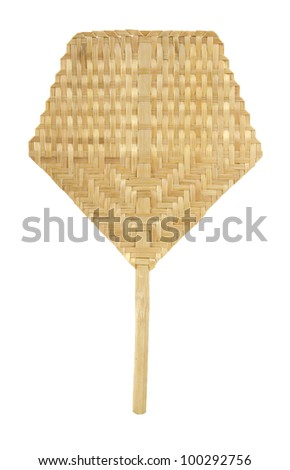 culture fan - stock photo