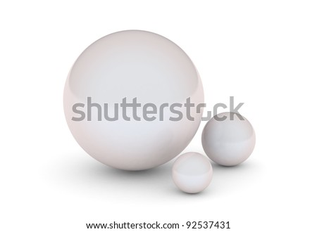 cultured-white pearls