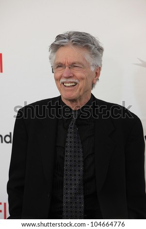 CULVER CITY - JUN 7: Tom Skerritt at the 40th AFI Life Achievement Award honoring Shirley MacLaine held at Sony Pictures Studios on June 7, 2012 in Culver City, California