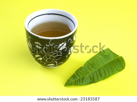 Cup of Cedron's tea
