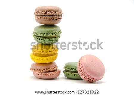 Cupcake stand - stock photo