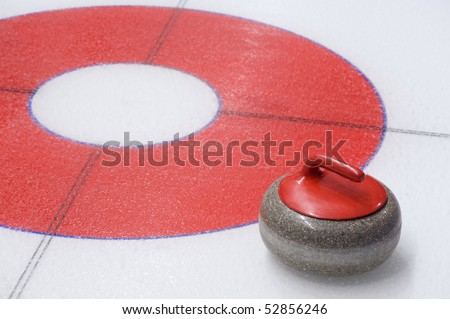 Curling - stock photo