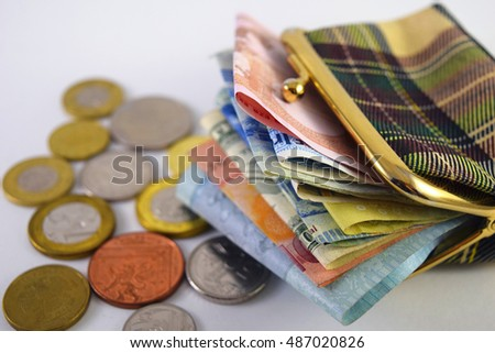 Currency that can be used to used to describe stock market, world economy, financial issues.