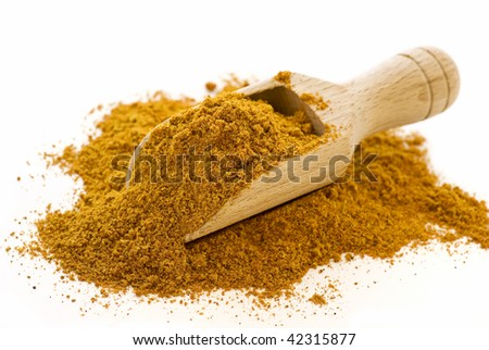 Curry Mix - stock photo