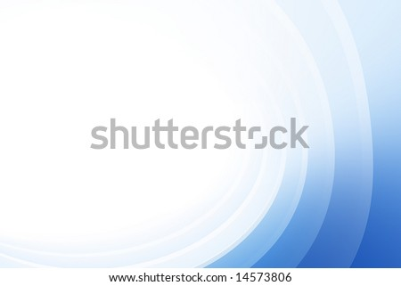 curves background - stock photo
