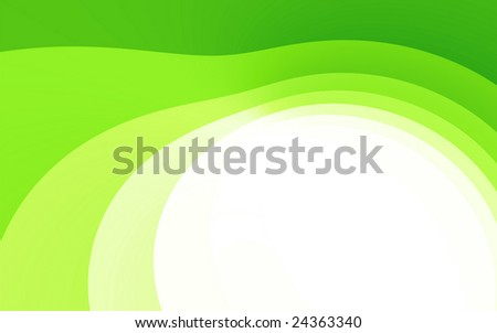 curves simple background - stock photo