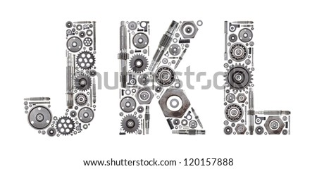 Metal Block Letters Awesome Custom Metal Block Letters Made Out Stock Photo 120157888 Review