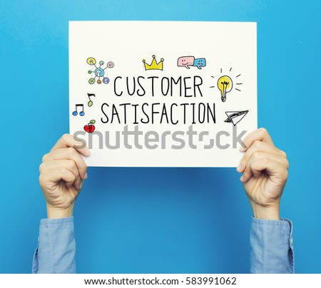 customer stastification Customer satisfaction refers to the emotional response that people feel after making a purchase from a company the more positive the level of customer satisfaction, the more likely the purchaser is.