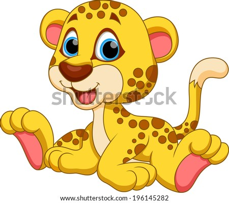 Cartoon Leopard Stock Images, Royalty-Free Images ...