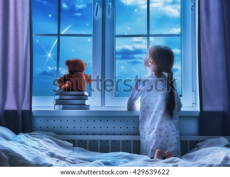Wish stock images royalty free images vectors for Sleeping with window open in winter