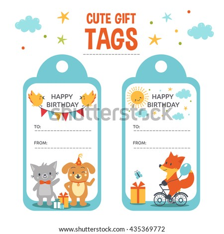 gift tag templates