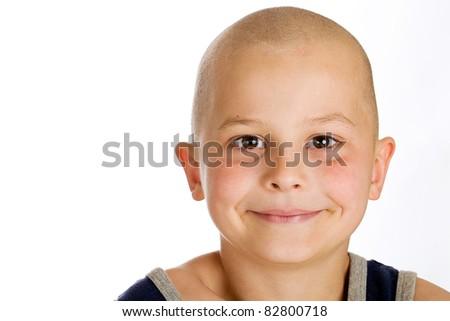 cute kid - stock photo