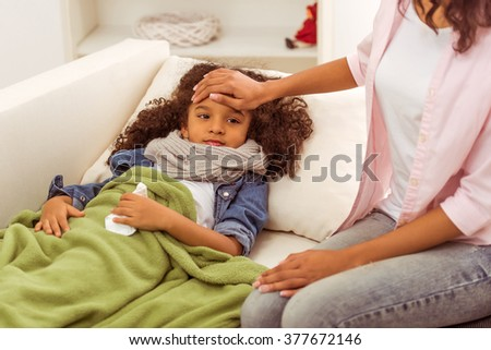 """holding Sick Child"" Stock Photos, Royalty-Free Images ..."